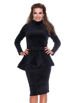 Платье черное | 3086336