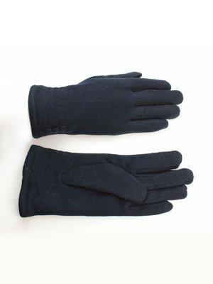 Перчатки темно-синие | 3529471