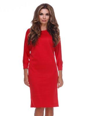 Платье красное | 3086323