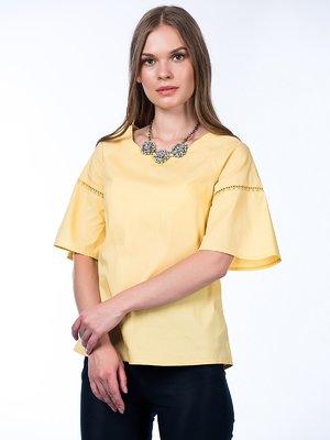 Блуза жовта | 3504630