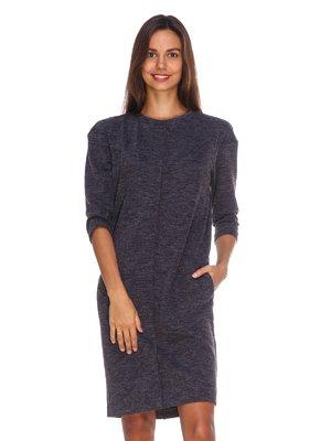 Платье серое | 3532057