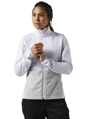 Куртка бело-серая | 3523176