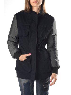 Куртка чорна | 3544109