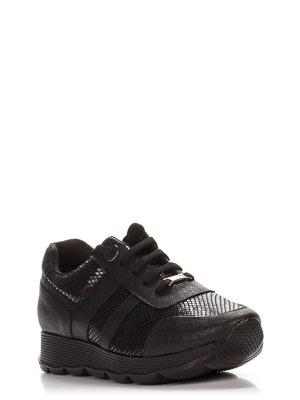 Кроссовки черные | 3507711