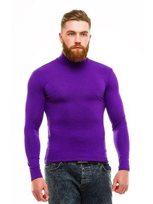 Гольф фиолетовый | 3538819