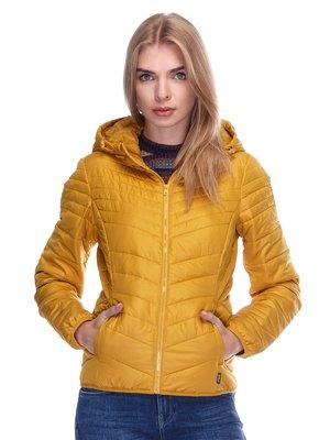 Куртка желтая | 3544766