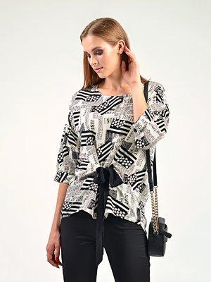 Блуза в принт | 3547250