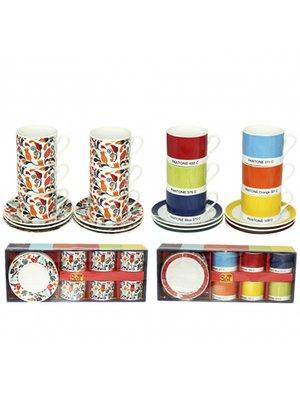 Сервіз кавовий «Акварель» (12 предметів) | 3546661