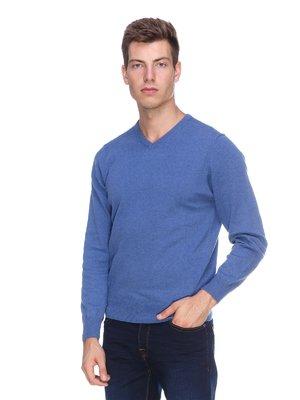 Пуловер блакитний - Maglierie Di Perugia - 1440675