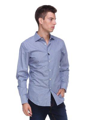 Сорочка синьо-біла | 388407