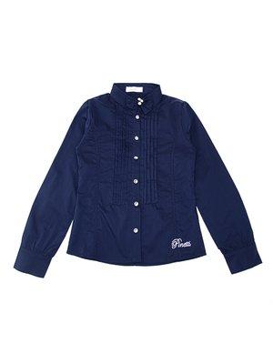 Блуза синяя | 3546686