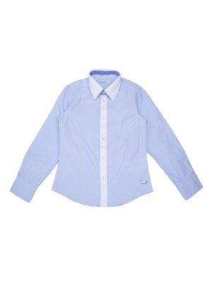 Сорочка блакитна | 3546689