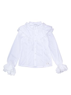 Блуза біла | 3546691