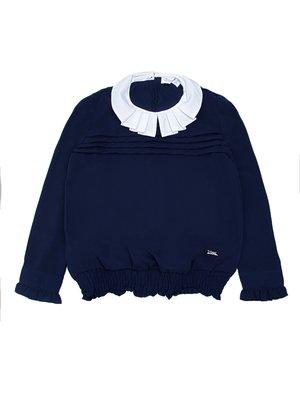 Блуза синя | 3546693