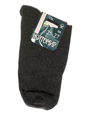 Носки темно-серые | 2880400