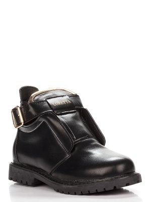 Ботинки черные | 3545190