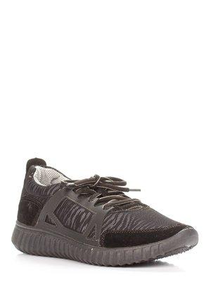 Кросівки чорно-сірі | 3543436