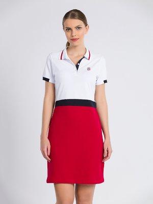 Платье трехцветное | 3516660