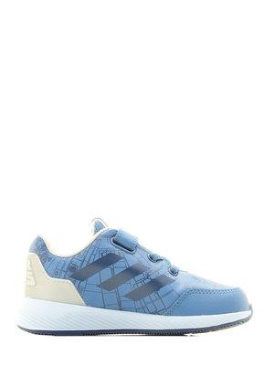 Кроссовки голубые | 3502991