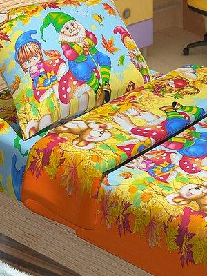 Комплект постельного белья подростковый   3555292
