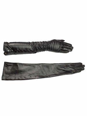 Рукавички чорні | 3556279