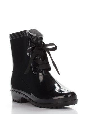 Ботинки черные | 3555651