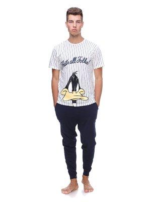 Пижама: футболка и штаны | 3312859