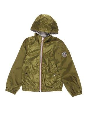 Куртка зелена   3554556
