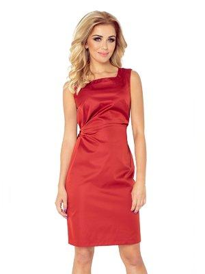 Сукня цегляного кольору | 3559915