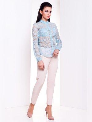 Блуза м'ятного кольору   3245906