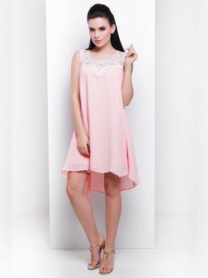 Платье розовое | 3565682