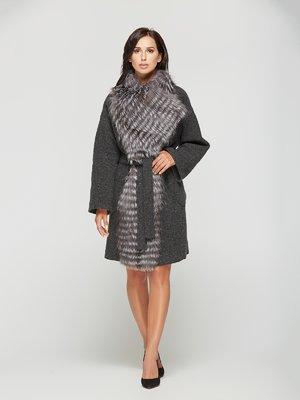 Пальто серое | 3566484
