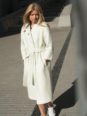 Пальто белое | 3167896