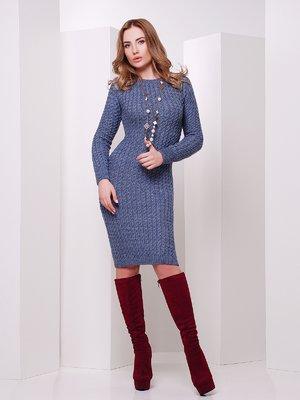Сукня синя | 3566549