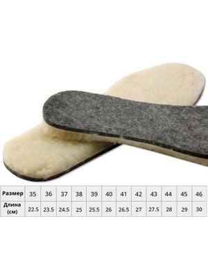 Устілки для взуття «Овчина на фетрі»   3569494