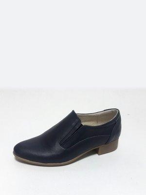 Туфли темно-синие | 3570525