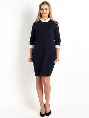 Сукня темно-синя | 3561458