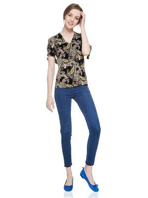 Блуза в принт | 2950139