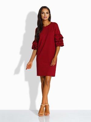 Сукня бордова | 3571533