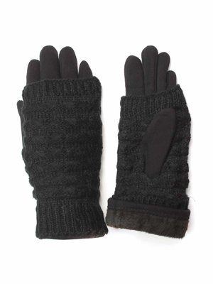 Перчатки черные | 3572416