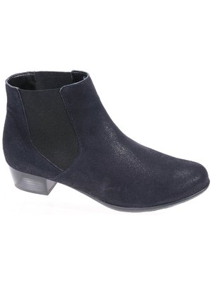 Ботинки темно-синие | 3577854