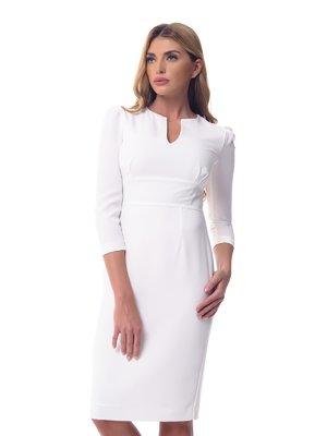 Сукня молочного кольору | 3573648