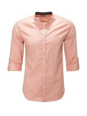 Рубашка персикового цвета | 3574330