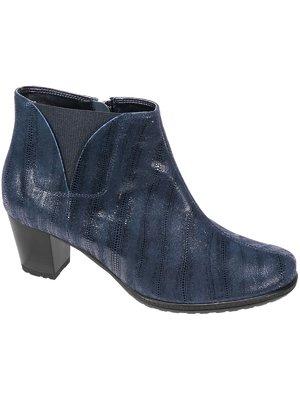Ботинки синие | 2684369