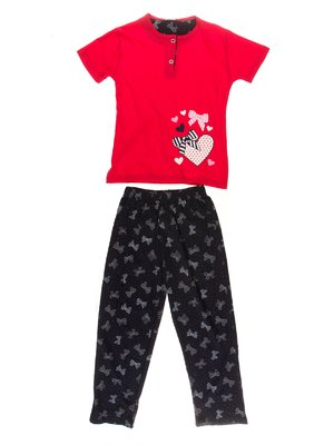 Піжама: футболка і штани | 3551429