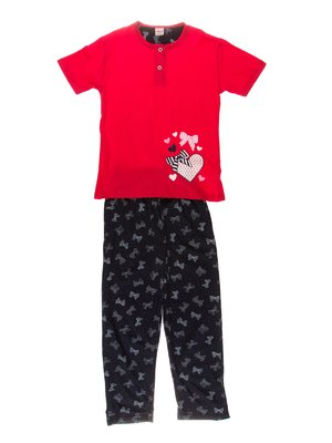 Піжама: футболка і штани | 3551425