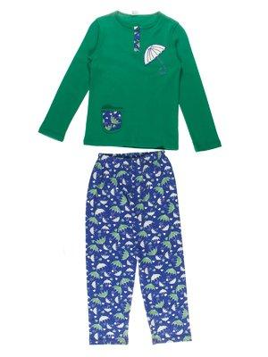 Піжама: лонгслів і штани | 3551401