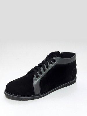 Ботинки черные | 3580159