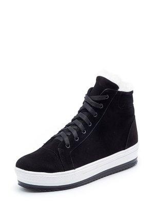 Ботинки черные | 2433624