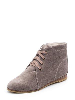 Ботинки бежевые | 3562484